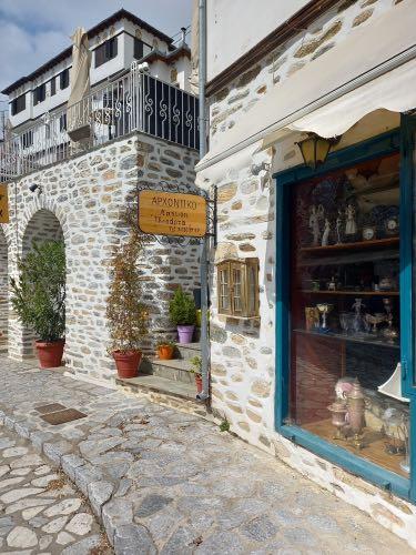 Archontiko Theodora Street Photo